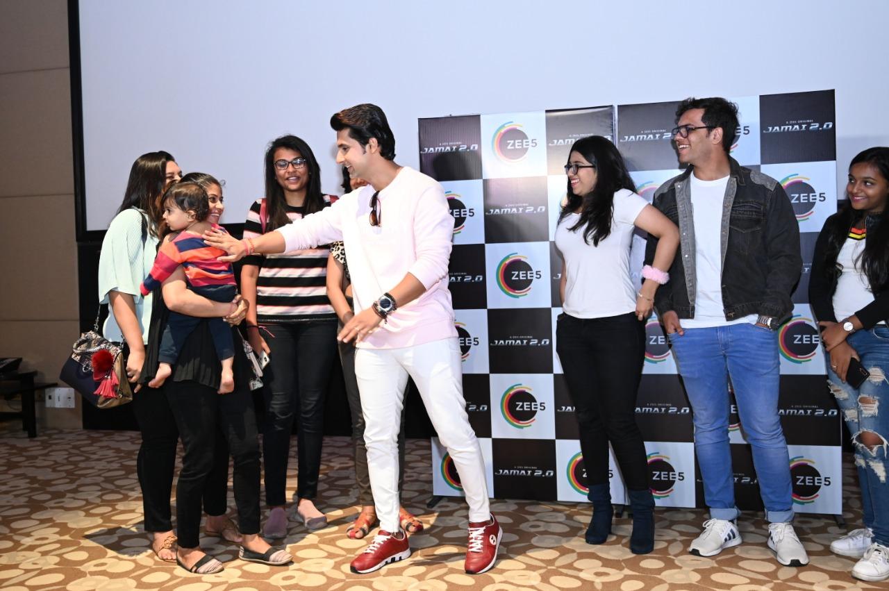 Zee5,Ravi Dubey,Nia Sharma,Jamai Raja,Jamai Raja 2.0