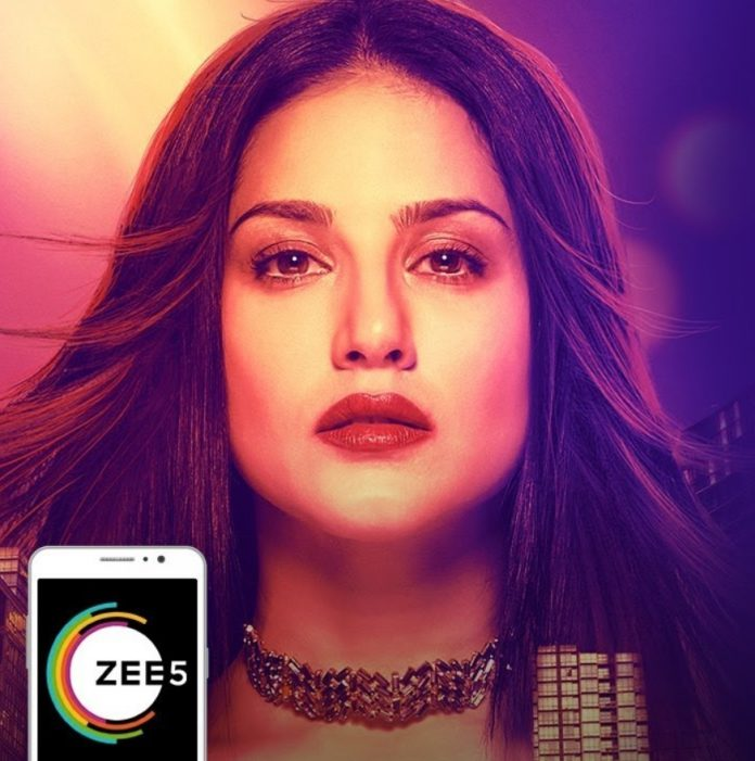 Zee5,Bollywood,Actress,Sunny Leone