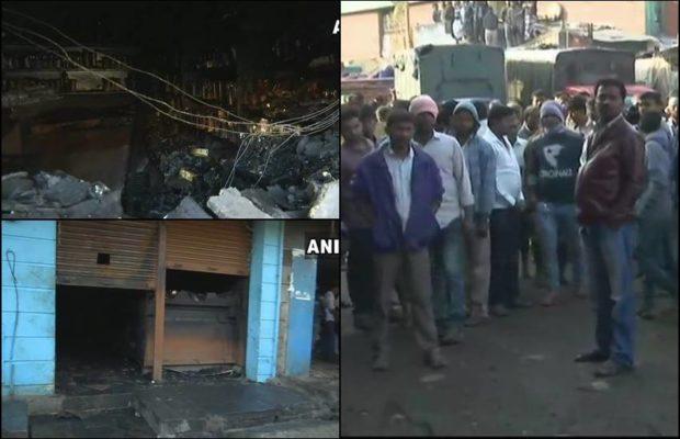 Kailash Bar & Restaurant, Fire in restaurant, local News, Bangluru News, City news, Khabrein 24