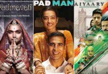 Padmawati, Padmawat, Ayyari, Padman, Release Date, Bollywood News, Release Date Clash