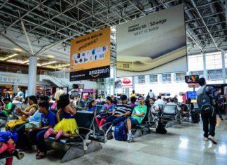 Mumbai Airport, BOM-DEL Flight, Police Arrest,