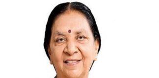 Governor Of Madhya Pradesh, Anandiben Patel, State News