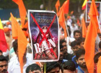 Padmavat, Agitation, Padmavat Release, Karni Sena, Stone Pelting on School Bus, National News