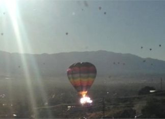 Hot Air Bloon Crash, Kahira, Accident, International News