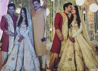 Simar, Shoaib Ibrahim, Deepika Kakkar, Bharti, Reception Party