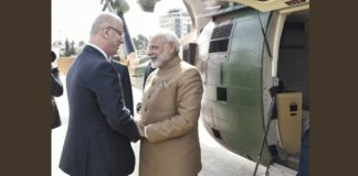 PM Modi, Palestine Visit, Grand Collar Award, UAE, Oman