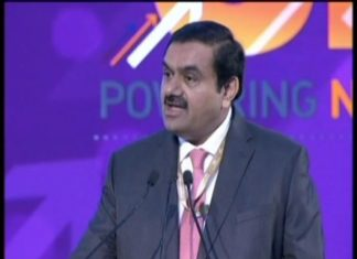 UP Investors Summit 2018, Gautam Adani, Investment in UP, PM Modi, Modi In Dawos