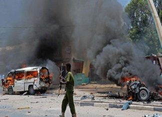 Somalia, Car Blast, 18 Dies, International News