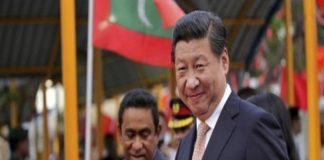 India, CHina, Maldives, Indian Ocean, Male