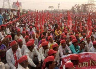 Farmers Protest, CM Fadnavis, Mumbai