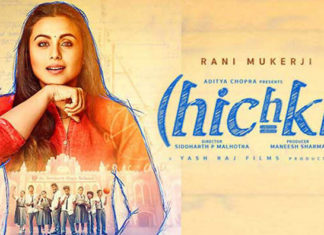 Bollywood Actress,Rani Mukherji,Movie Hichki,Box Office Collection