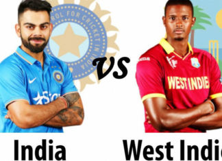 india vs west indies Match shifted