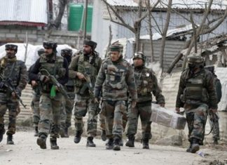 Kupwara Encounter, Martyr, Search Operation, NAtional News