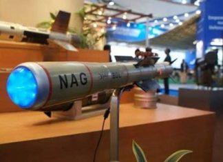 Rajasthan, Nag Missile, Missile Test, DRDO