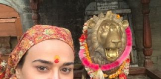Bollywood Actress,Preity Zinta,Share,Picture,Navratri Special
