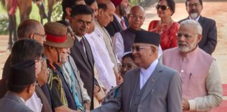 Nepal, India Railway Line, Kathmandu, Khadga Prasad Oli,PM Modi