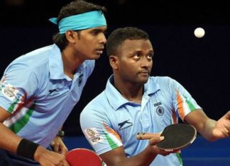 Indian-Table-Tennis-Team