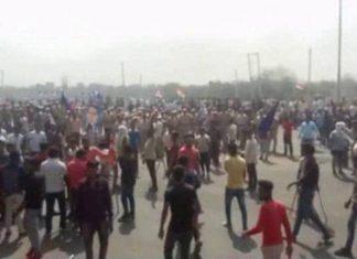 SC/ST Bill, Dalit Protest, Bharat Band, Faridabad, Stone Pelting