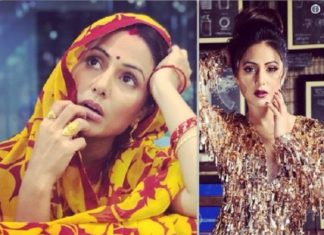 Television Actress,Hina khan,Share Pictures,On Twitter,Short film
