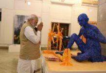 PM Modi, CHamparan Satyagrah, Motihari, Nitish Kumar, Satyapal Mallik, Bihar Visit