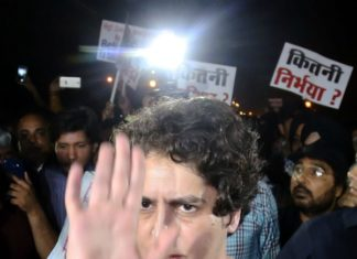Kathua and Unnao Case, Rahul Gandhi, Candle March, Priyanka Gandhi, Robert Vadra