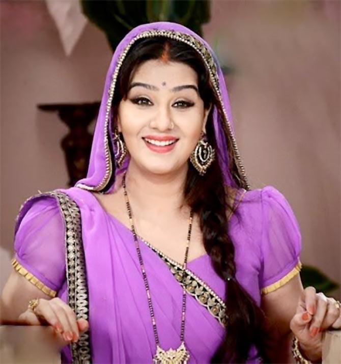 Television Actress,Shilpa Shinde,Birthday Wish,Actor Luv Tyagi