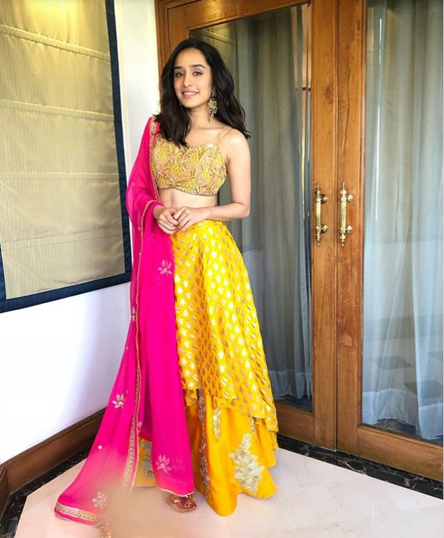 Bollywood Actress,Shradha Kapoor,Share Picture,Social Media,Viral Picture