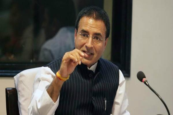 Congress spokesman Randeep Surjewala,Karnataka assembly election,HD Devgowda