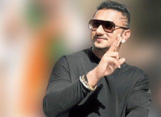 Bollywood Singer,Honey Singh,Rapper,Social Media,Yo Yo Honey Singh