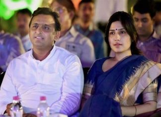 Lucknow, UP, SP, national president, Akhilesh Yadav, MP from Kannauj, Dimple Yadav, fake, Twitter, Facebook account, filed case