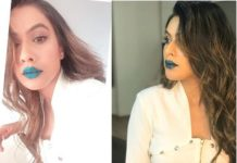 Television Actress,Blue Lipstick,Nia Sharma,Trolled
