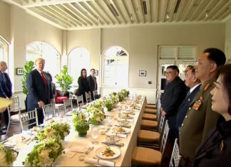 Historical meeting, Kim Jong, Trump, Singapore