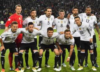 german,going to start,its world cup ,as number 1 Team