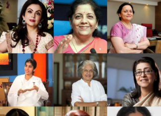 Fame India, Asia Post, 25 Most Powerful Women