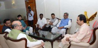 Shivsena, Amit Shah, Uddhav Thackeray, Madhya Pradesh