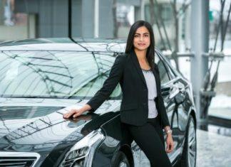 General Motors, CFO, Divya Suryadevra, Mary Barra, University of Madras