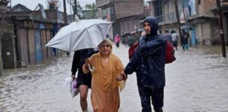 Jammu-Kashmir, Flood Alert, Holiday,