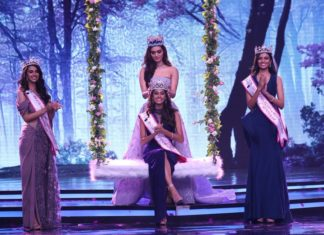 Anukriti vaas,manushi chiller,won miss india 2018
