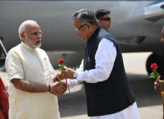 PM Narendra Modi, Chhattisgarh, Suresh Prabhu, Vikas Yatra, Hardeep Singh, Puri Projects