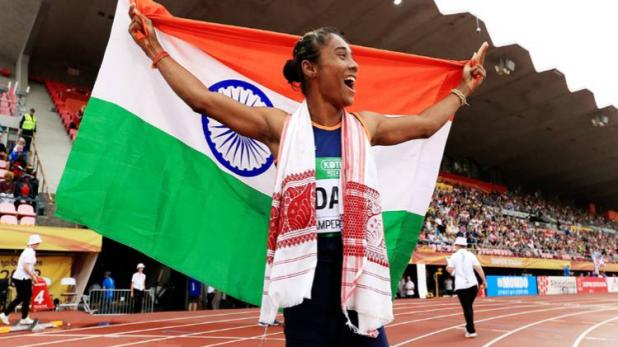 under-20-world-athletics-hima-das-scripts-history-wins-gold-400m-indian-sprinter-hima-das-history