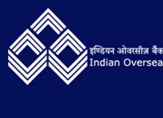 bank, Indian Overseas Bank
