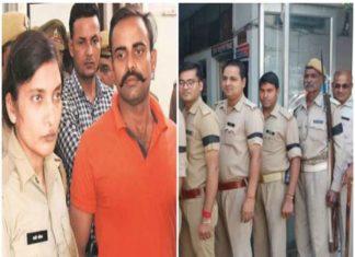 Lucknow, Uttar Pradesh, Hindi News, Vivek Tiwari murder, UP police alert