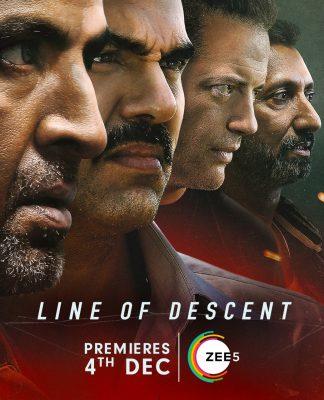 Zee5,Line Of Descent,Brendon Frazor