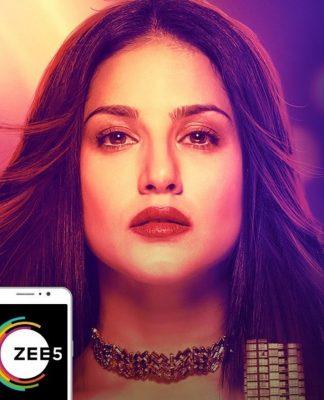 Zee5,Bollywood,Actress,Sunny Leone